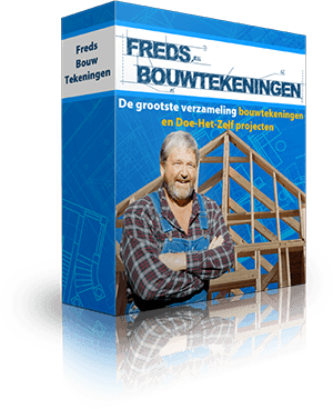 bouwtekeningen downloaden met het bouwtekeningen pakket