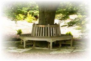 boombank maken met de boombank bouwtekening