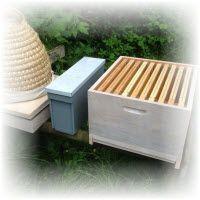 bijenkast bouwtekening