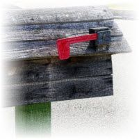 brievenbus bouwtekening