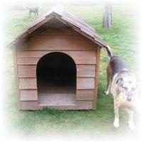 hondenhok bouwtekeningen